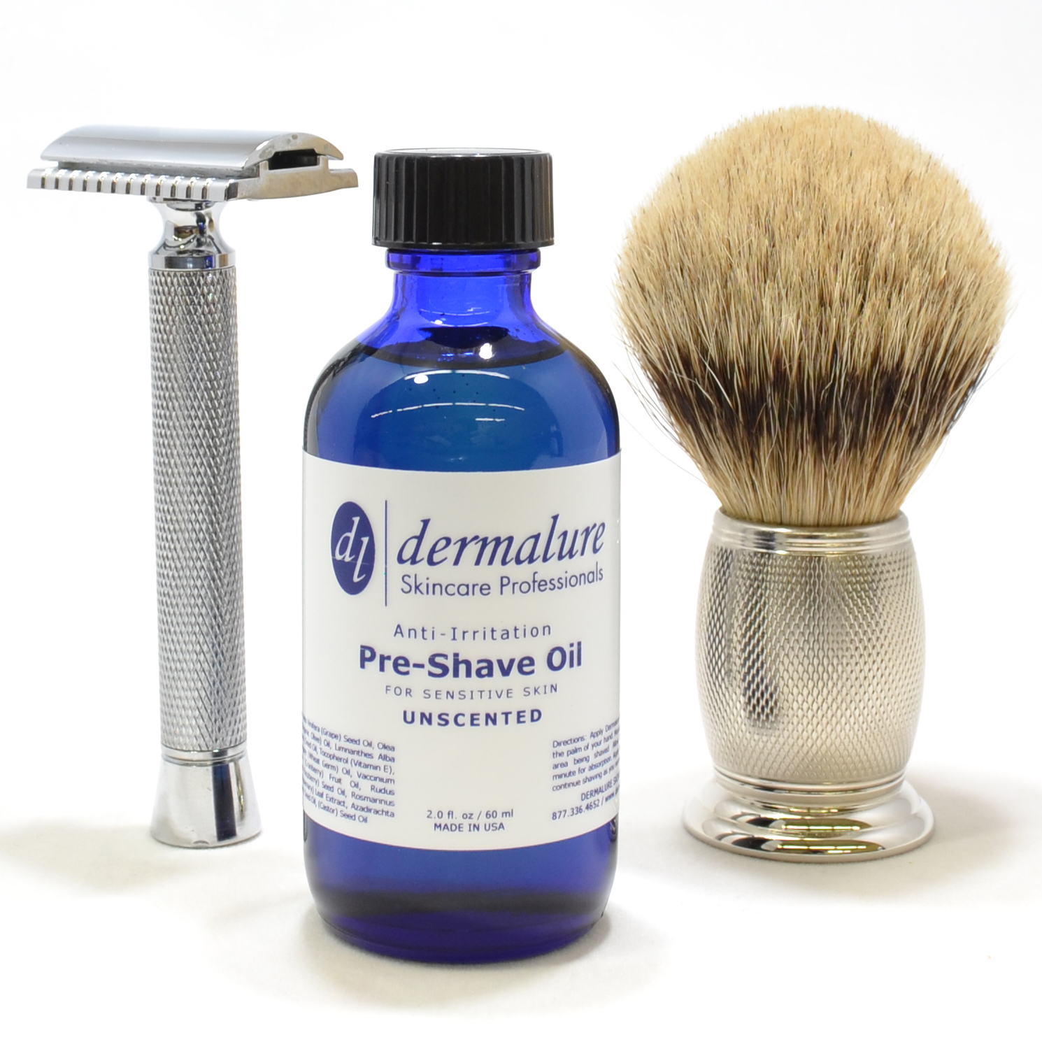 At Home Skincare Products Pre Shave Oil Free Shipping